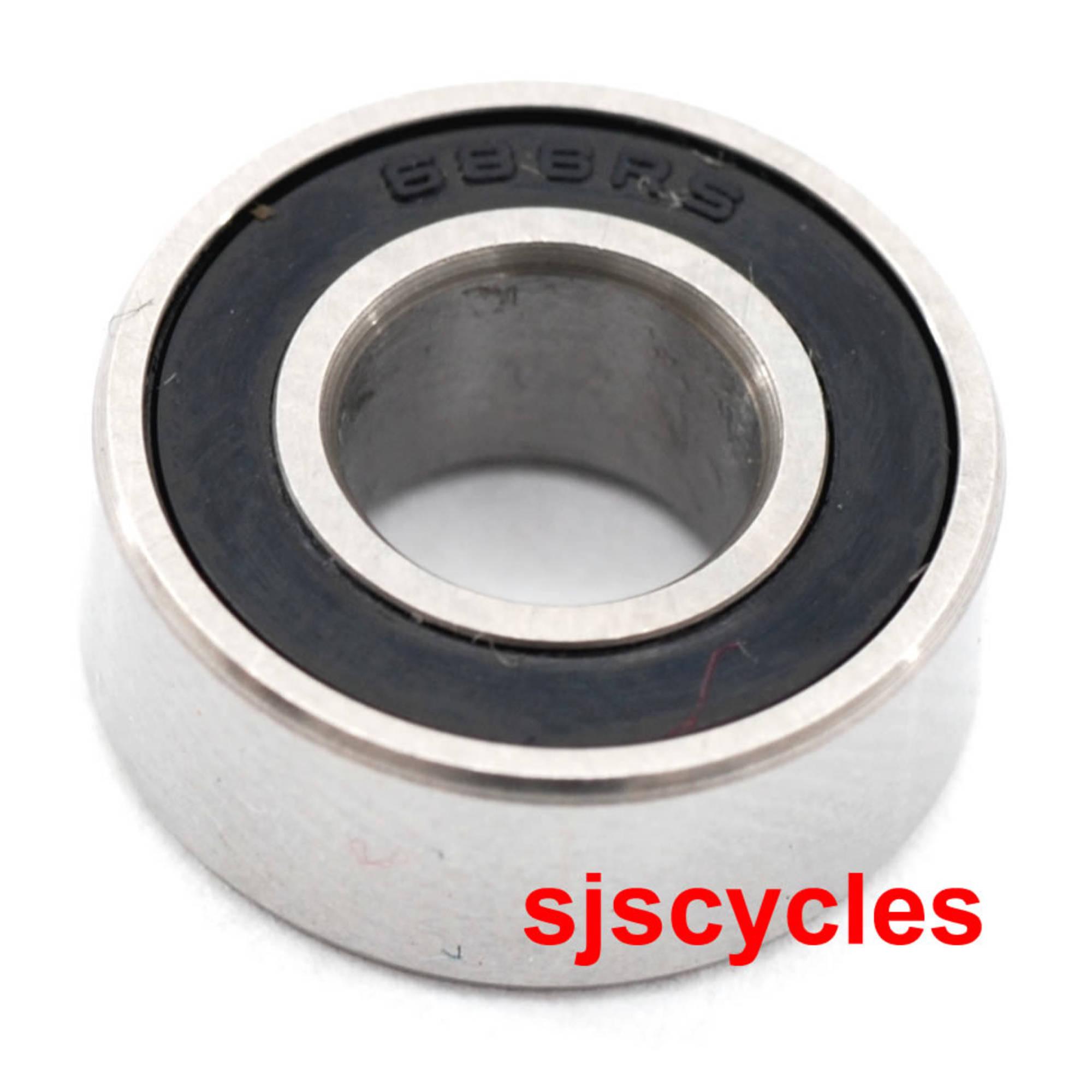 Bearing Cartridge: Ceramic Sealed Cartridge Bearing 686