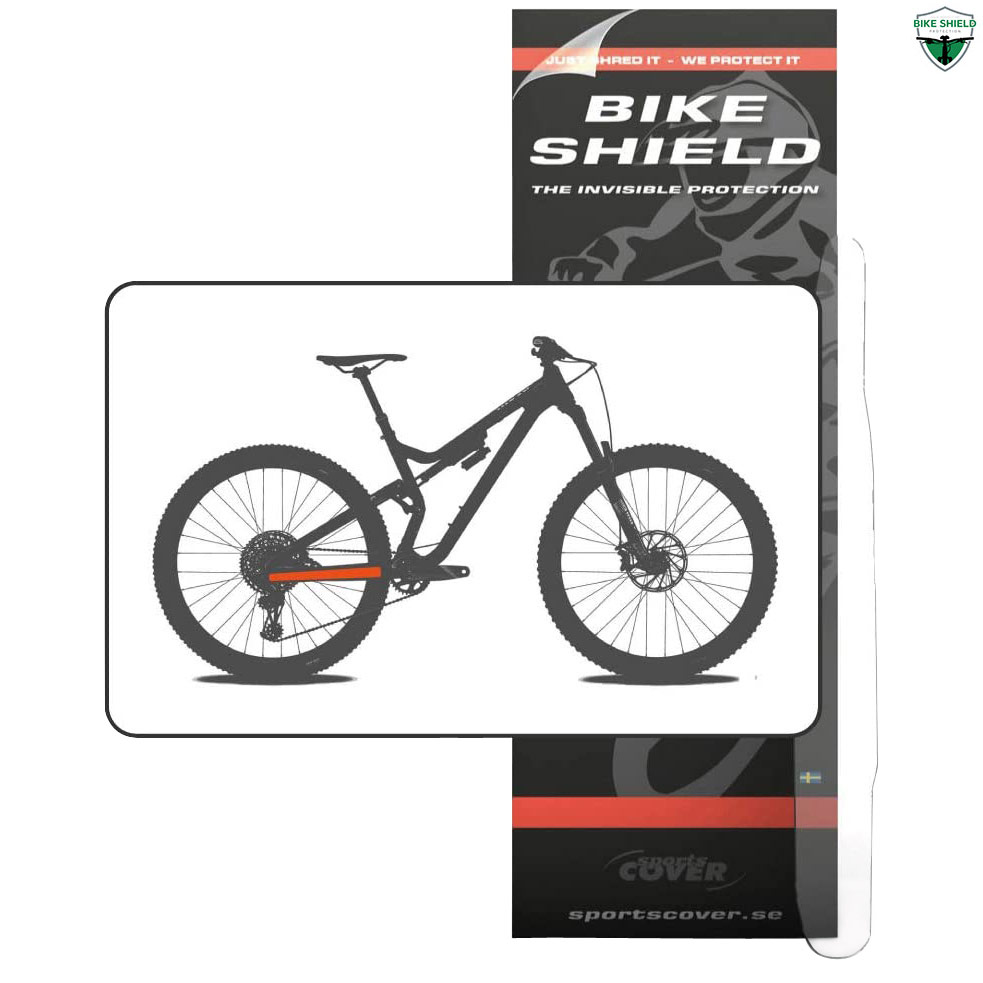 Bikeshield Frame Protection Film Stay Shield 1