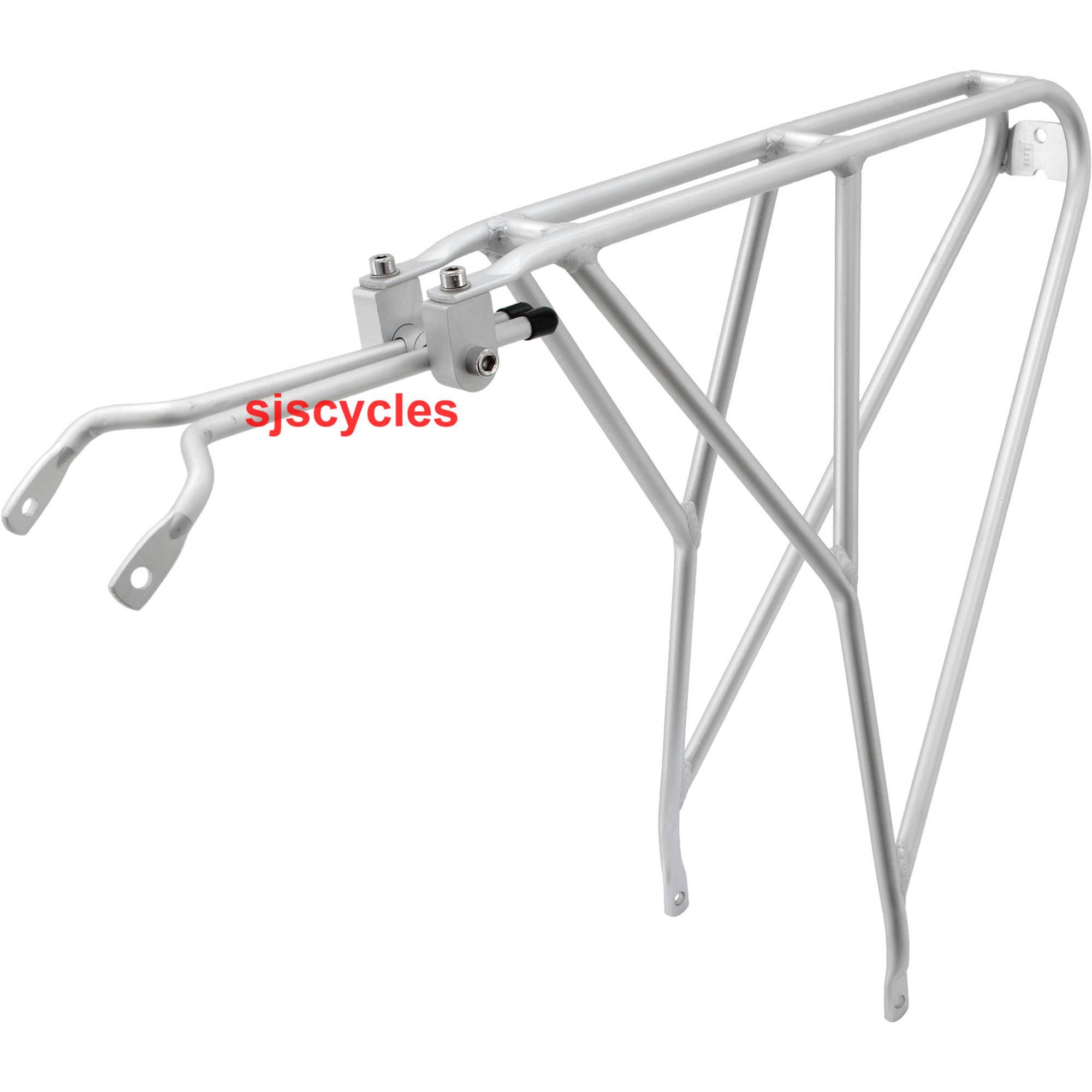 Tortec Velocity Alloy Rear Rack