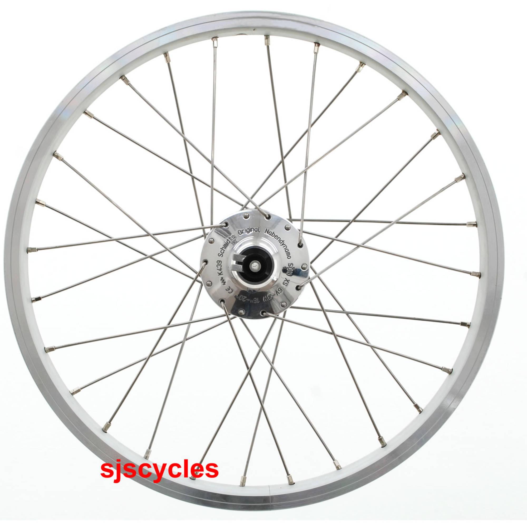 Jante et rayon : améliorer les roues du Brompton - Page 2 20943