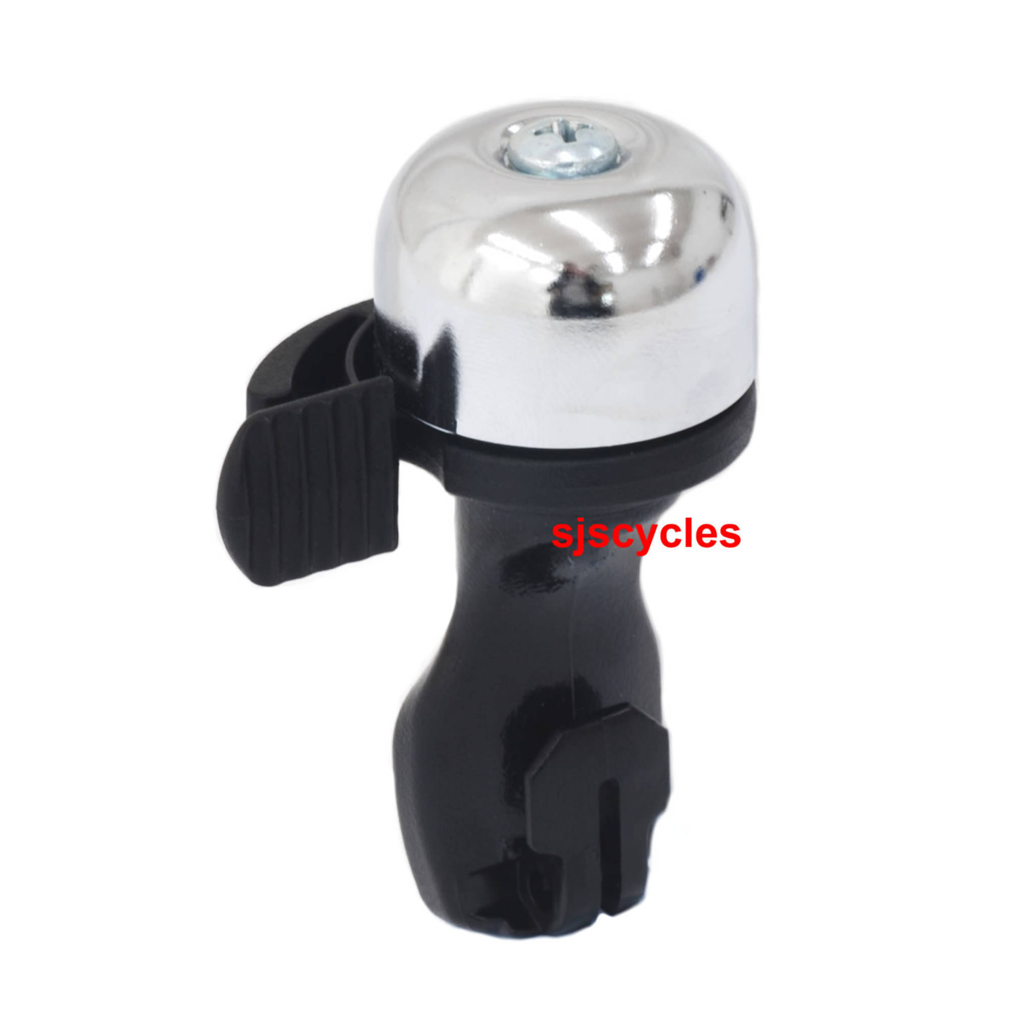 MIRRYCLE INCREDIBELL Road Bike Bicycle Bell Blk For SHIMANO STI Brake Levers NEW
