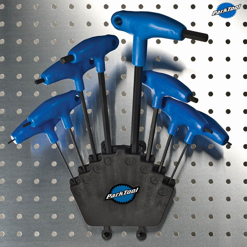 Park Tool Ph 1 P Handled Hex Wrench Set