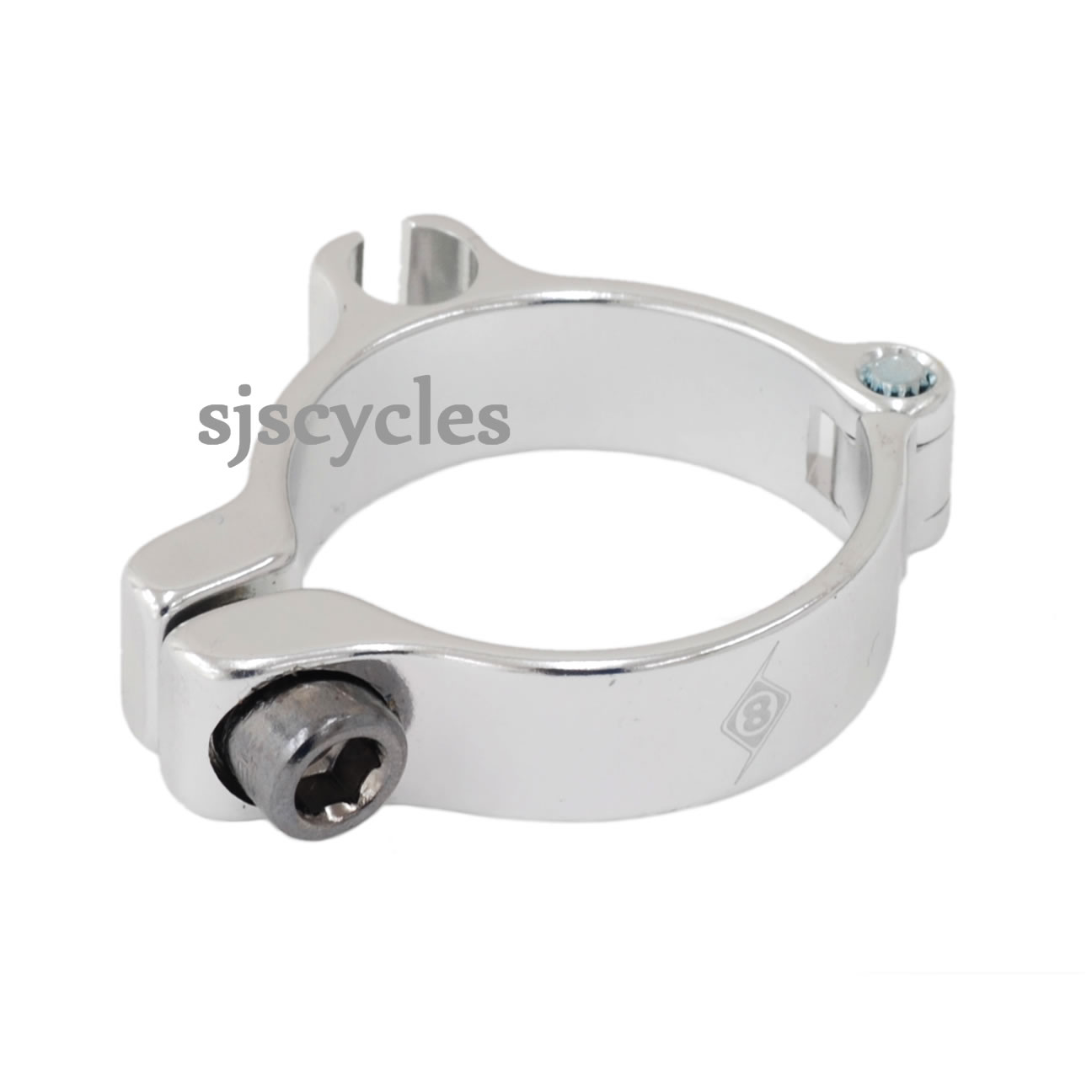 Origin8 Clamp-On Single Frame Cable Stop