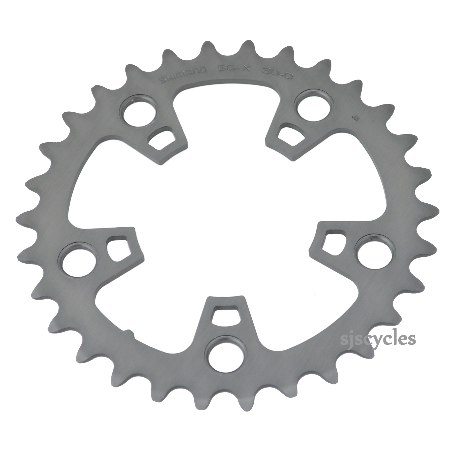 Shimano Ultegra FC-6703 Triple Replacement Outer Chainring 130 BCD x 52T D-Type