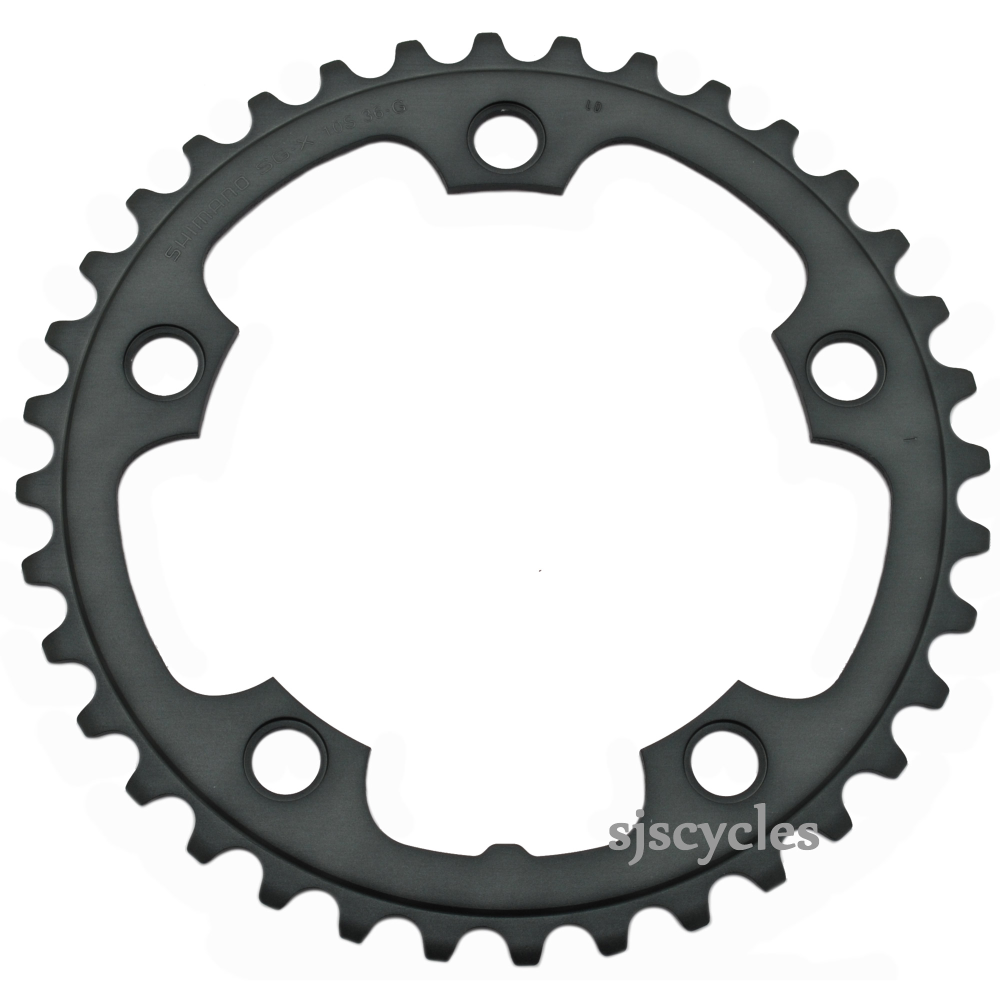 Shimano FC-CX70 Chainring 36T fits 46-36 crank 110mm BCD Double