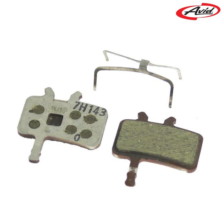 how to change avid bb7 brake pads
