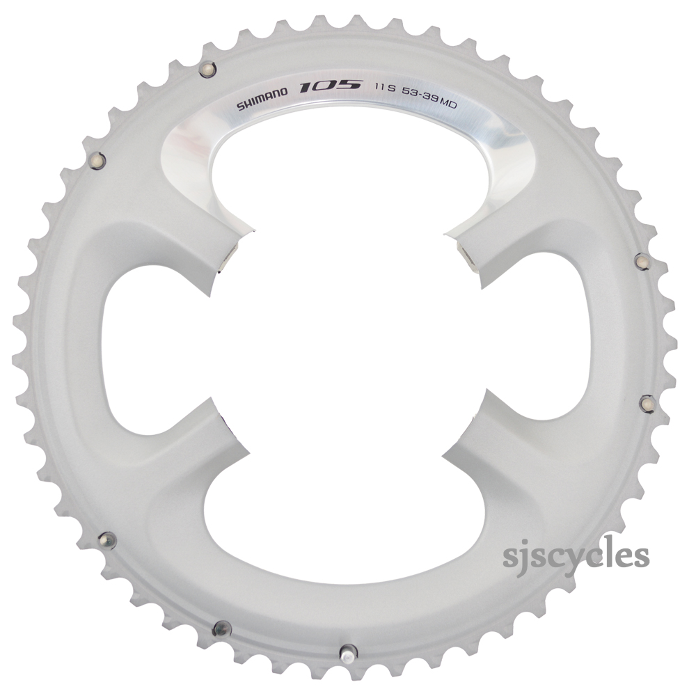 Shimano Ultegra FC-6800 110mm BCD 4 Arm Chainrings 39T