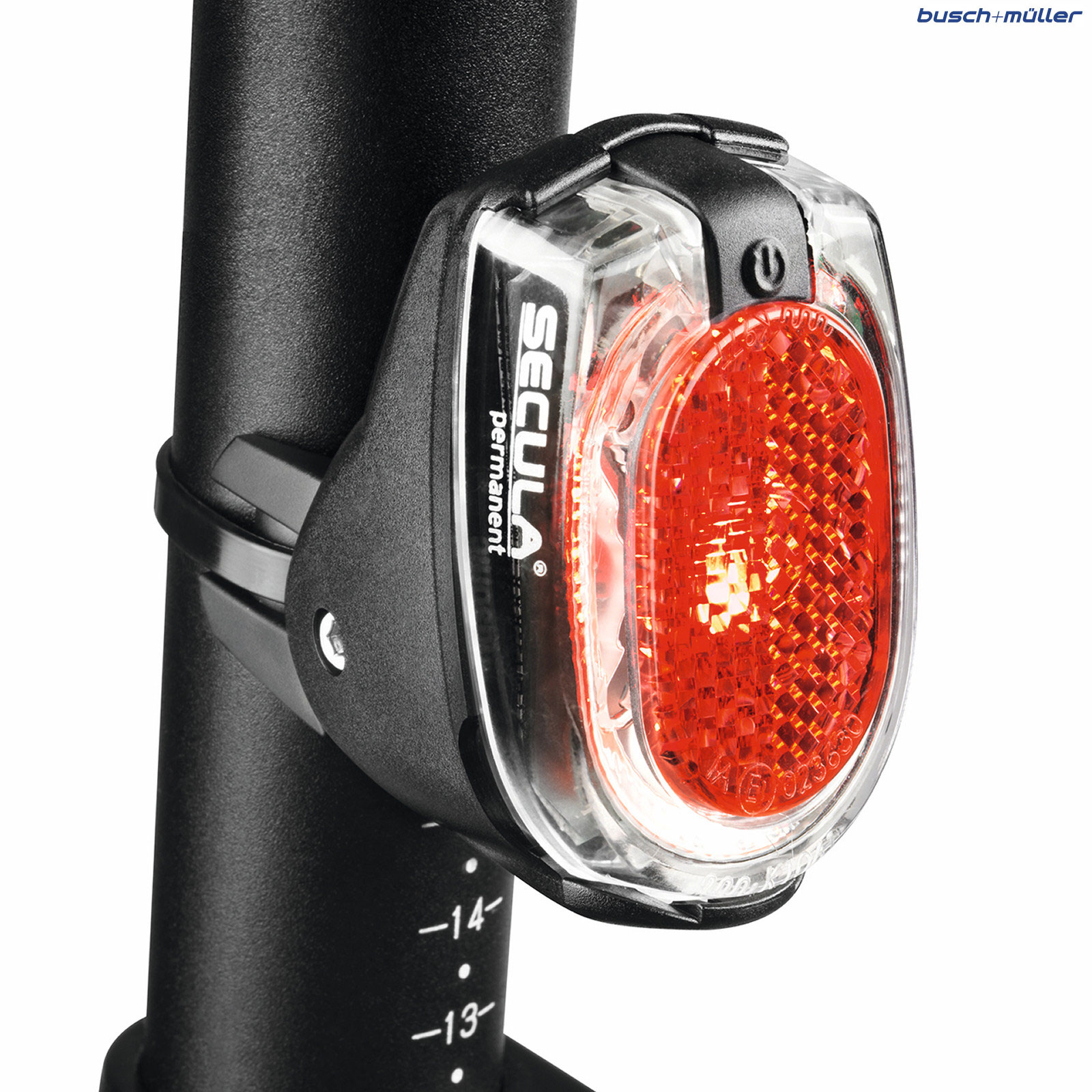 Busch Amp Muller Secula Rear Light
