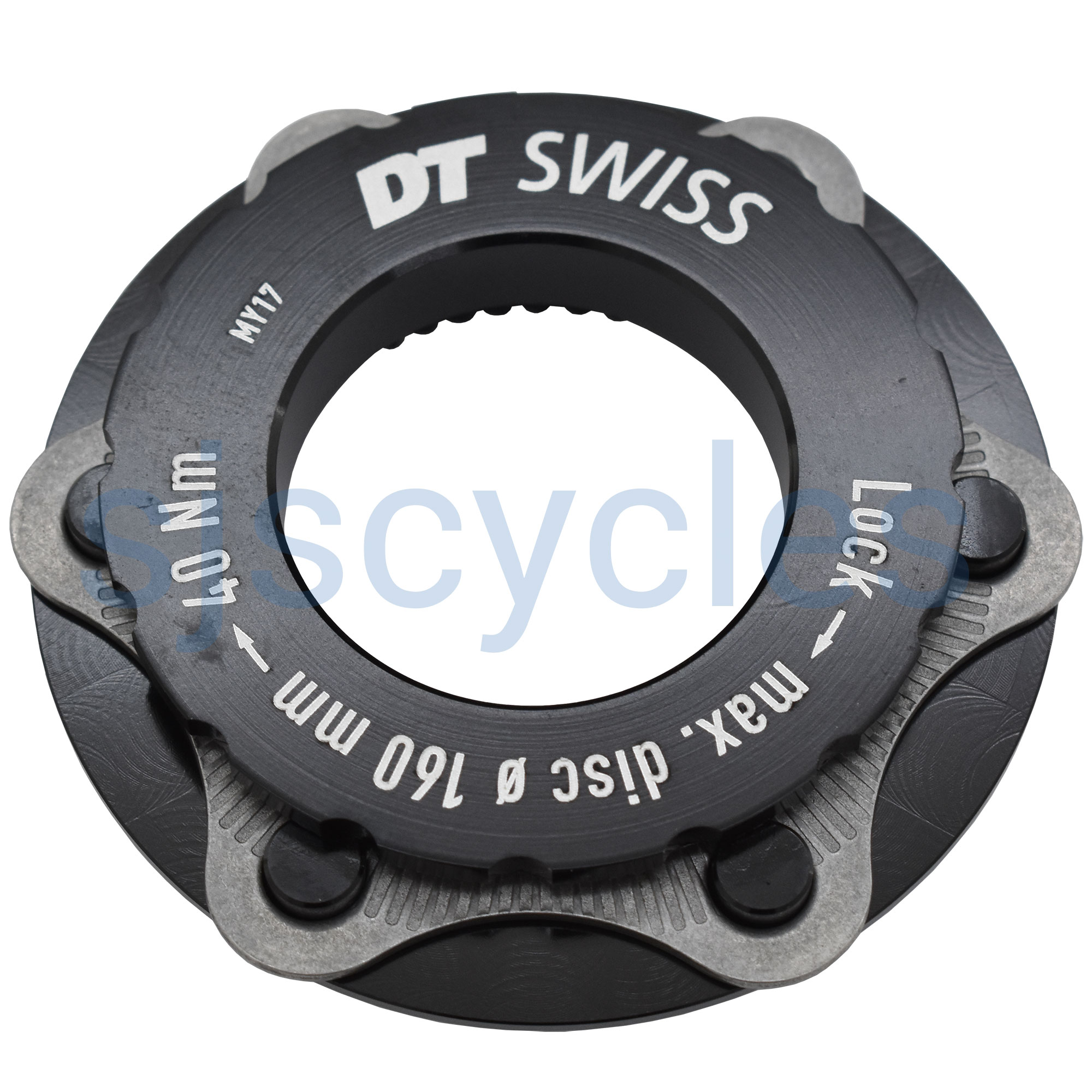 DT Swiss Lock Ring for Campagnolo Rotor Sliver