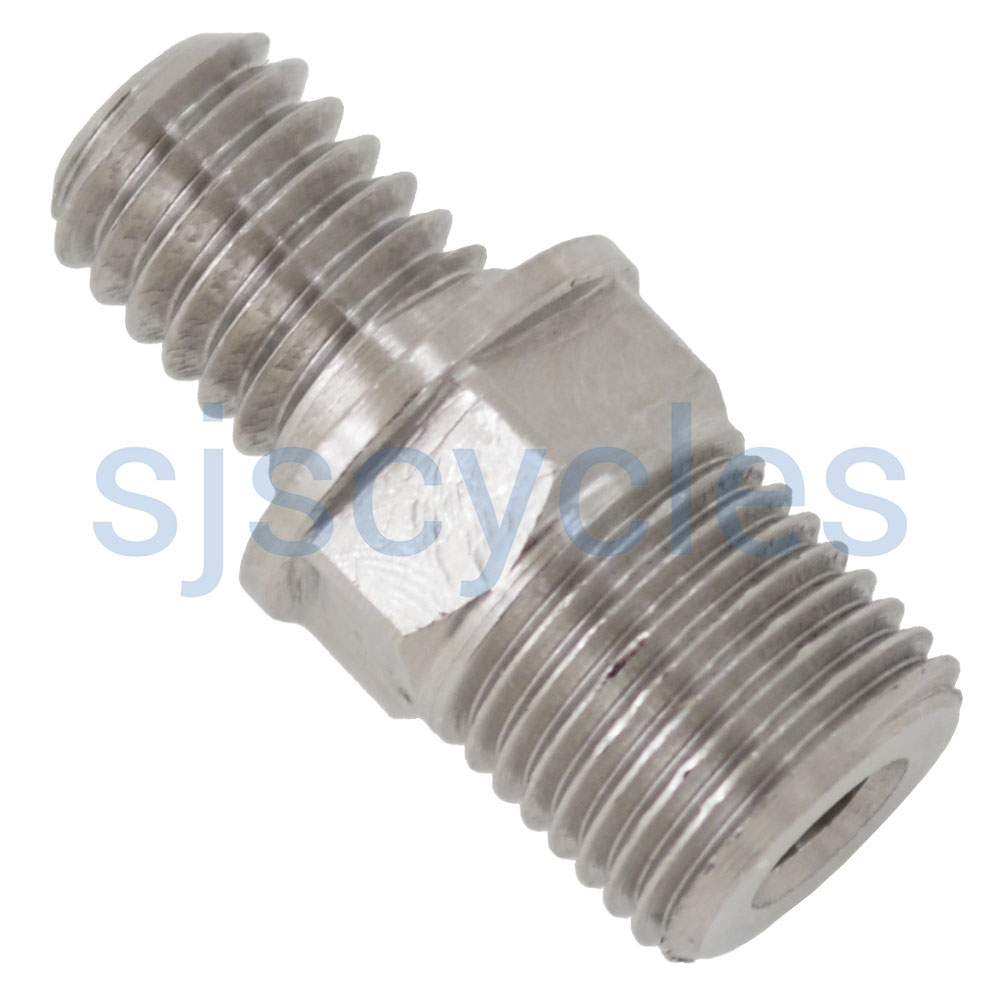 Hope M6 Straight Connector, HBSP163