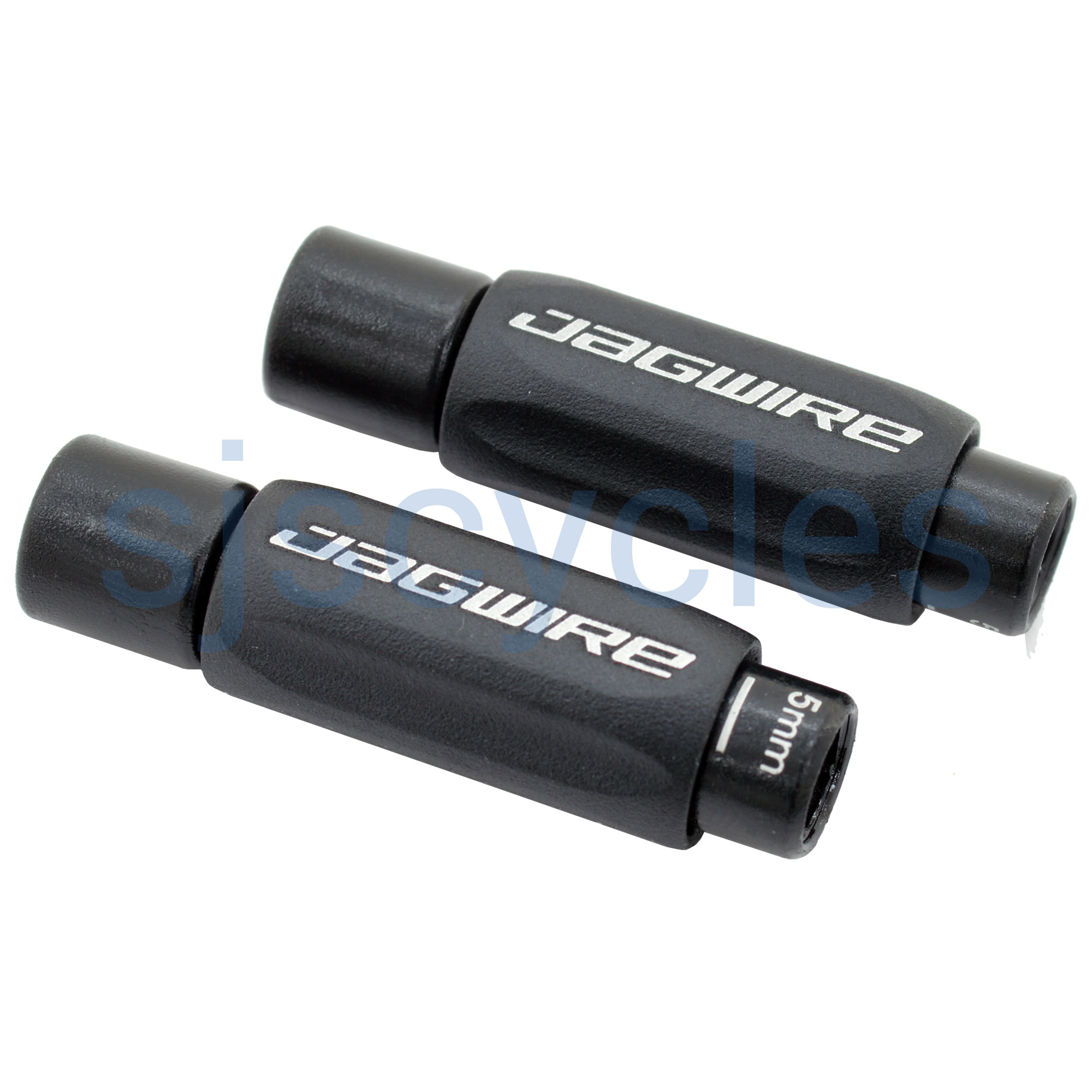 Jagwire Pro 5mm Brake Indexed Inline Cable Tension Adjuster Pair