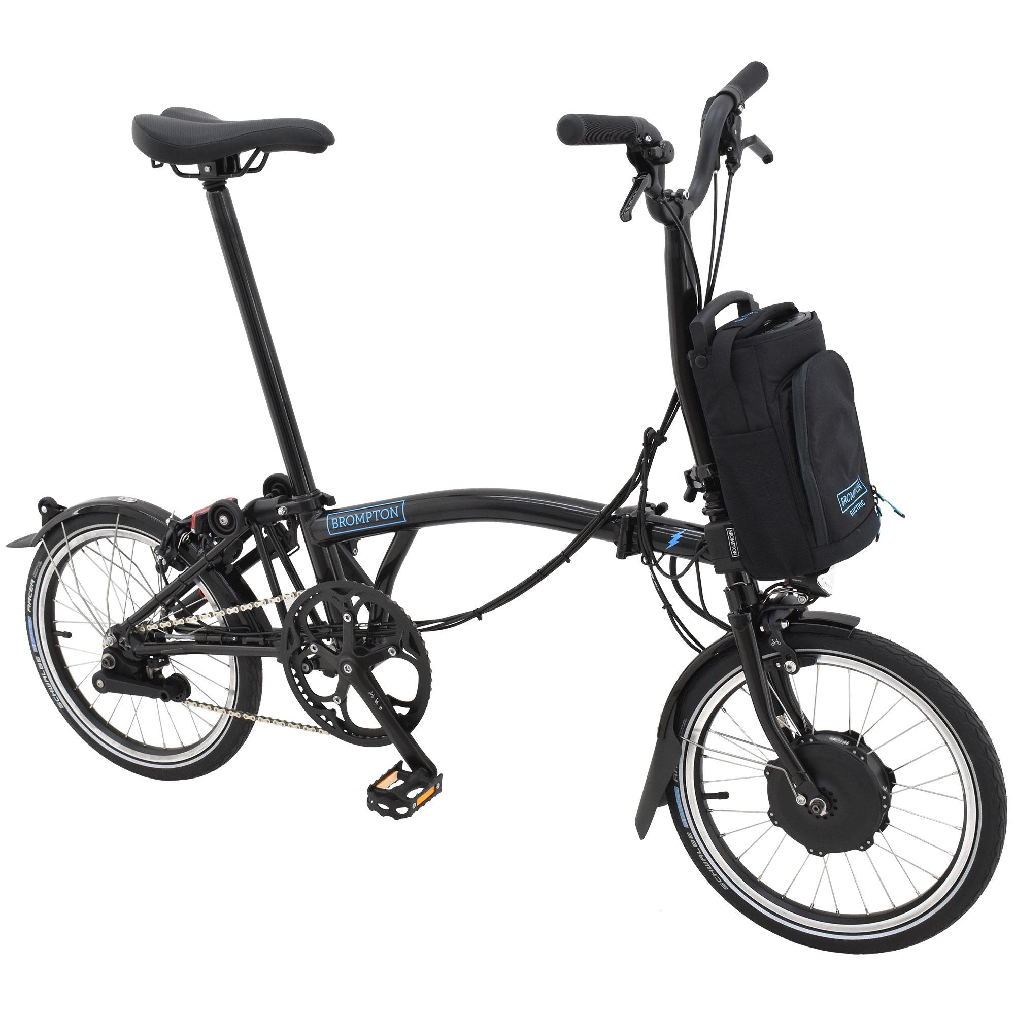 5318baed66f Brompton Electric M2L 2019 Folding Bike