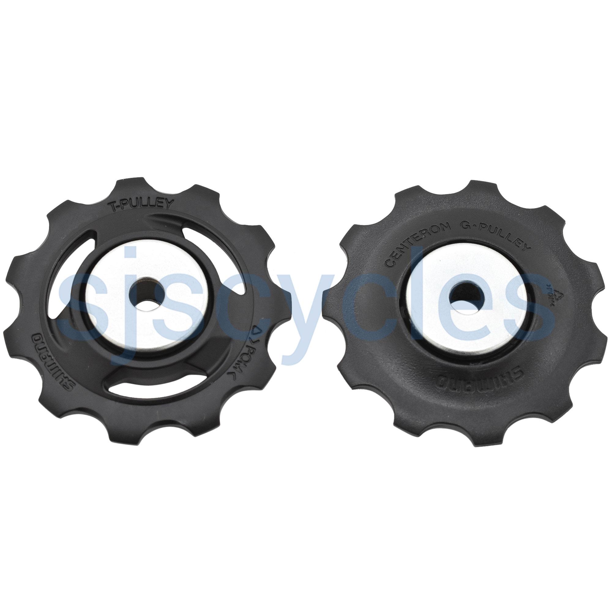 Shimano GRX RD-RX400 10 Speed Jockey Wheels