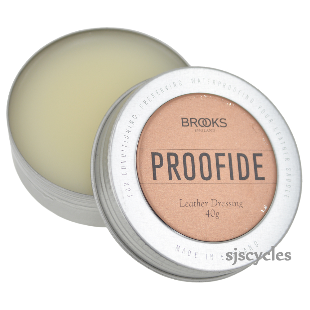 1db86f05106 Brooks Proofide 40g Tin - £6.99